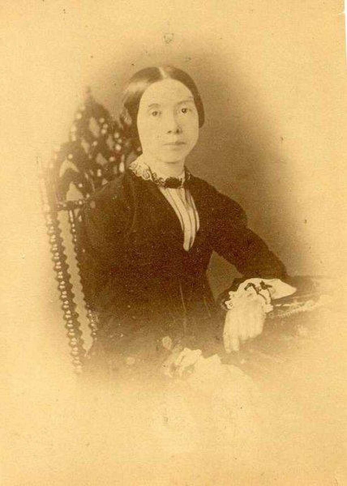 Emily Dickinson, perhaps the greatest American poet.