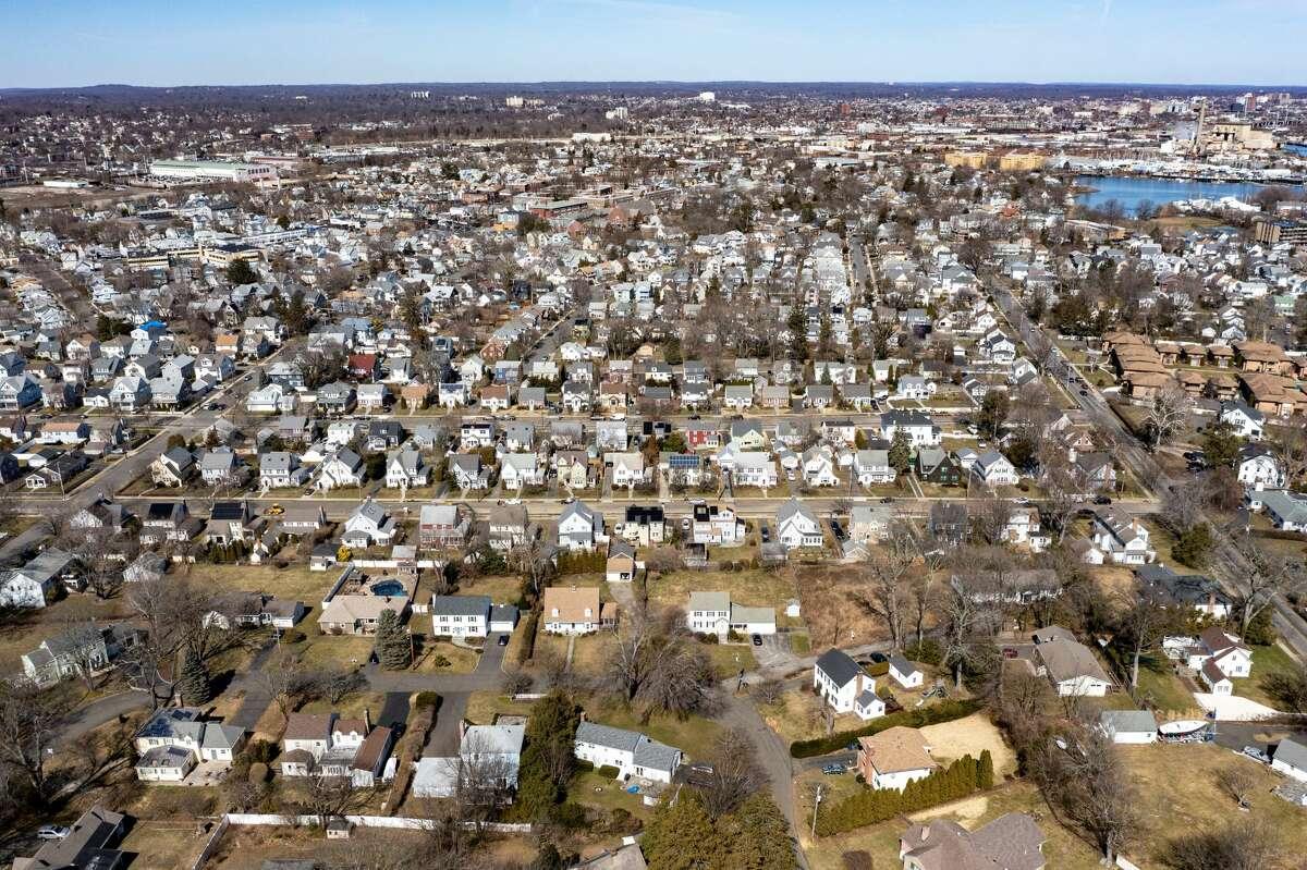 Bridgeport, Connecticut on March 21, 2021.