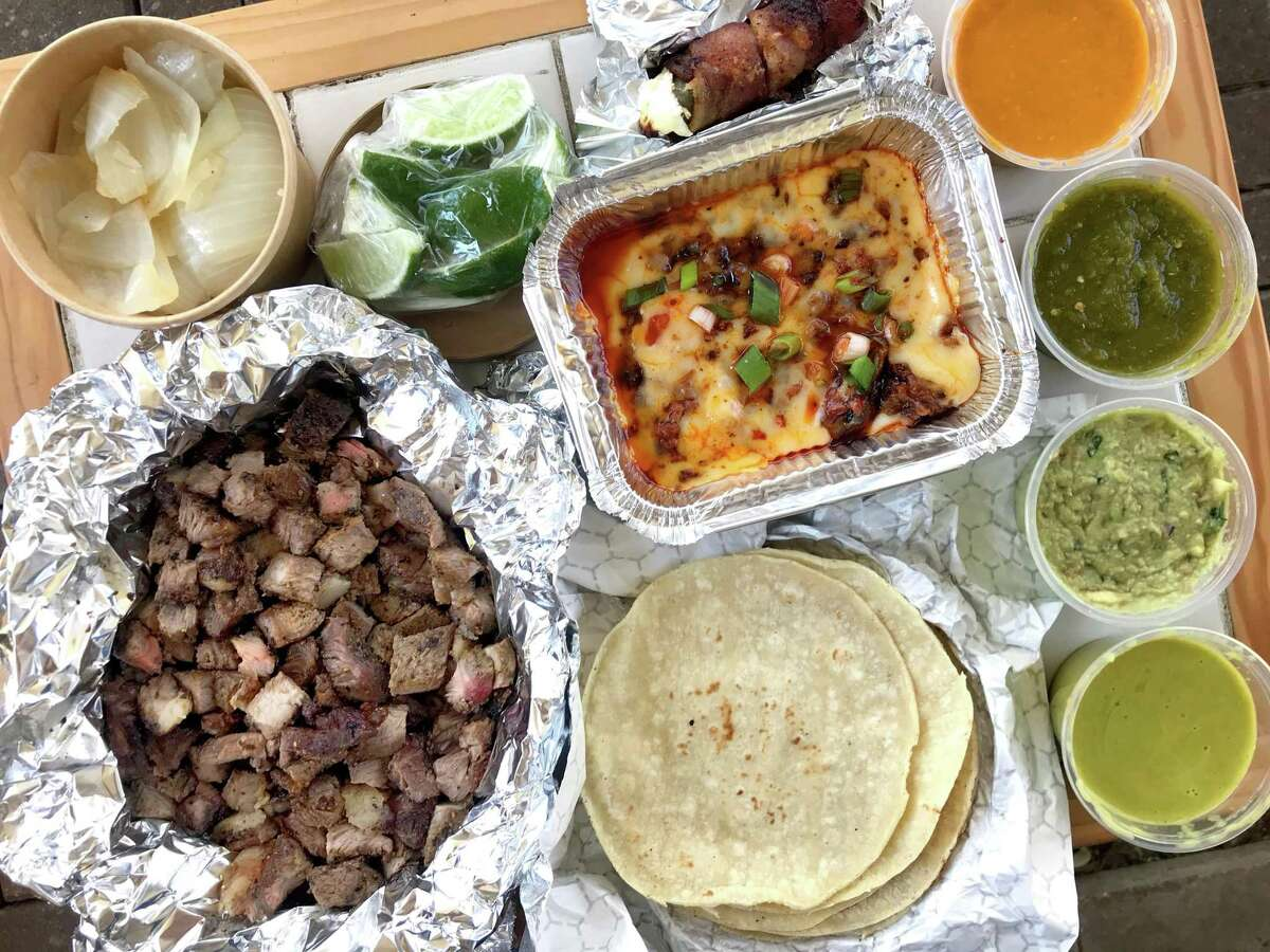 Tu Asador 210 is a delivery and takeout business specializing in carne asada.