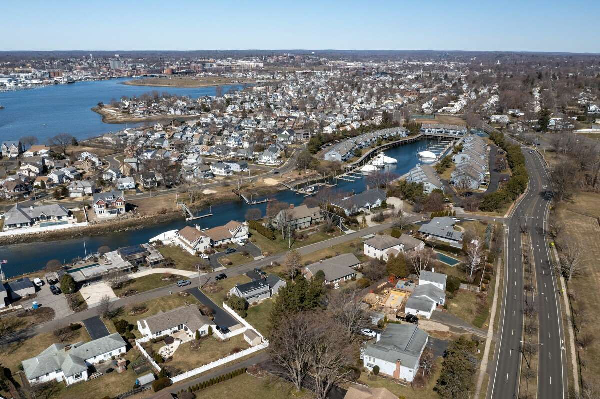 Norwalk, Connecticut on March 20, 2021.