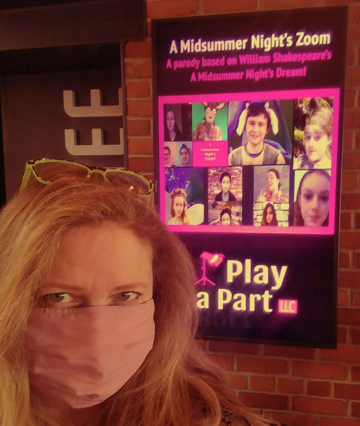 """Play a Part's production of """"A Midsummer Night's Zoom"""" screened at The Prospector Theater earlier this year. It raised more than $700 in ticket sales, which benefitted the nonprofit."""