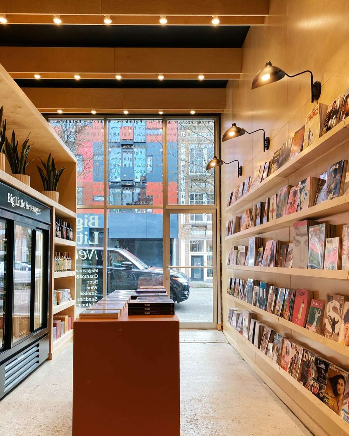 Big Little News brings 250 magazines, newspapers to the heart of Capitol Hill