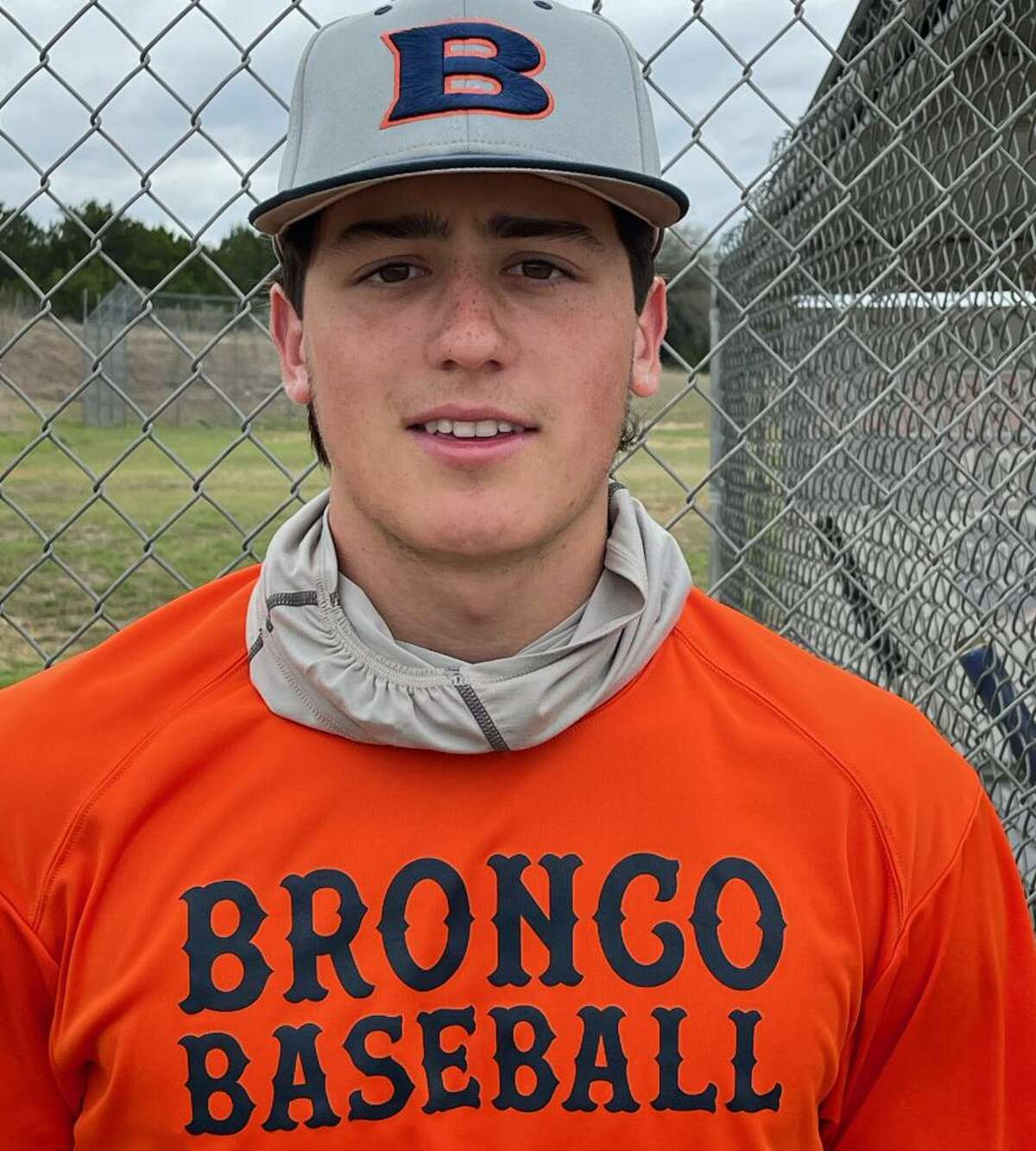 Jalin Flores helped Brandeis post two wins.