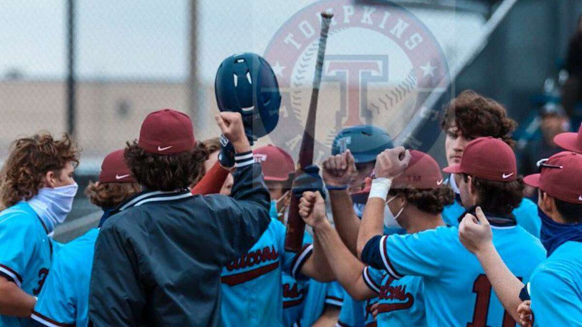 The Tompkins baseball team entered spring break ranked No. 3 in the state by the Texas High School Baseball Coaches Association. The Falcons improved to 17-1-0 with two more District 19-6A wins.