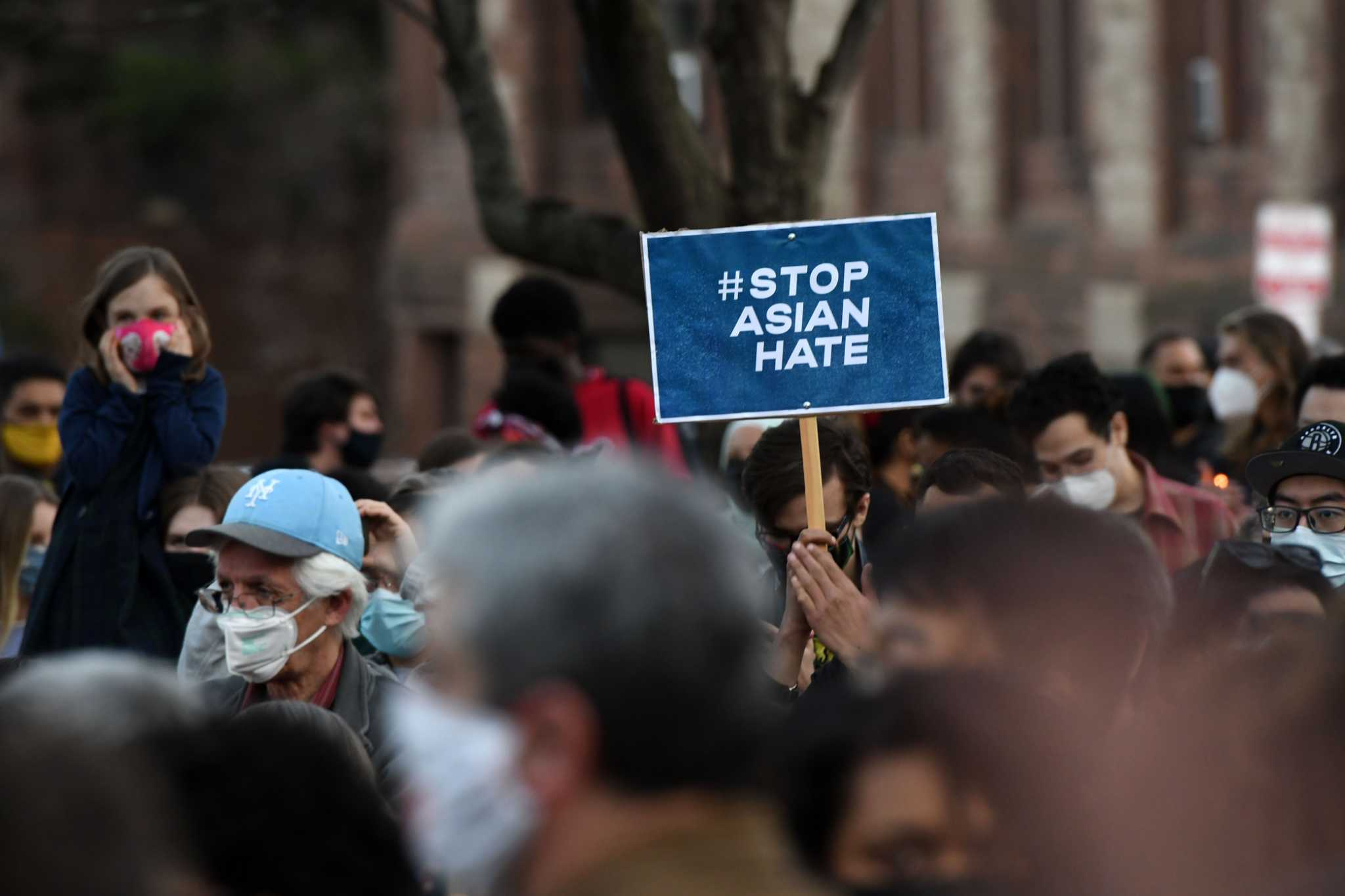 www.timesunion.com: Albany rally supports Asian Americans amid rising hate crimes