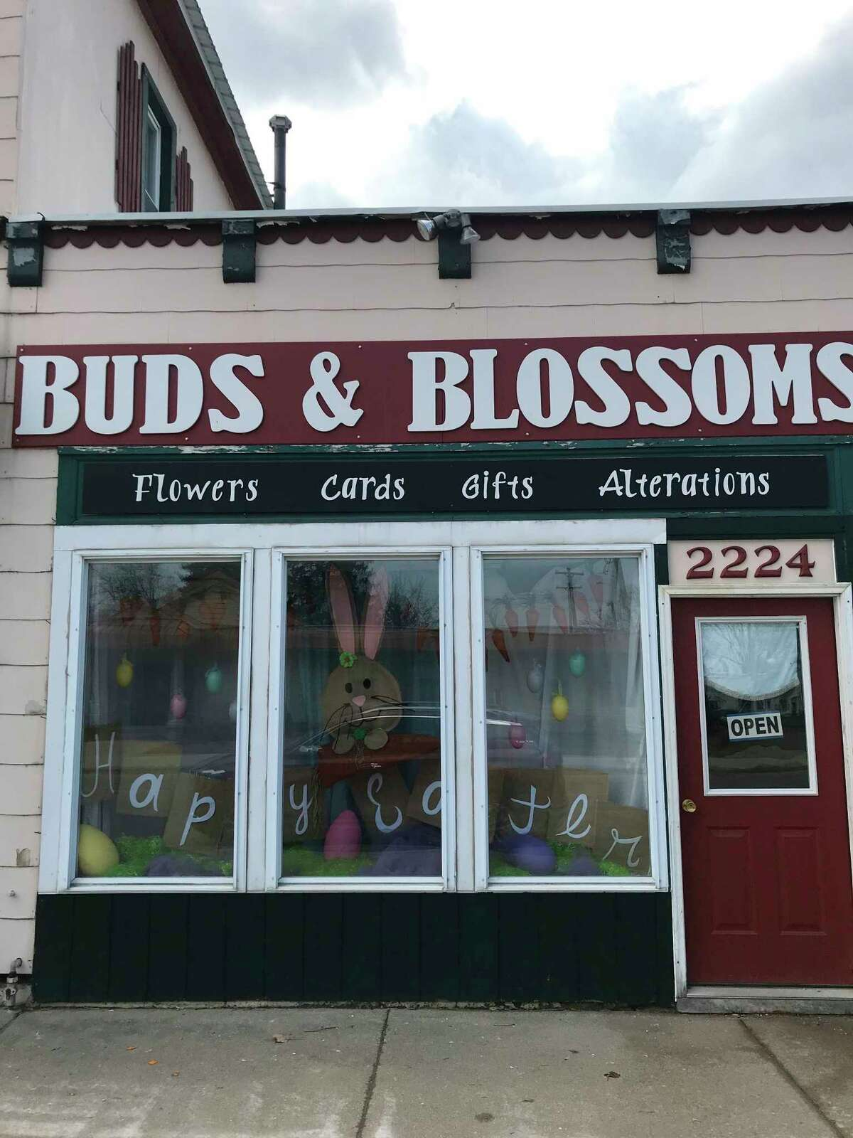 The Buds & Blossoms flower shop in Ubly is preparing for its busy season coming in the next couple of months. (Courtesy Photo)