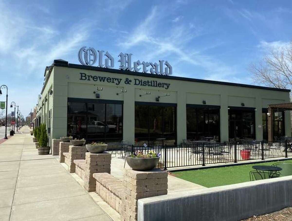 The family-owned Old Herald Brewery and Distillery, 115 E. Clay St., Collinsville, opened in January 2019 and had just celebrated its one-year anniversary when it had to temporarily close due to the pandemic. Since the first weekend of February, indoor dining again has opened up in Illinois with limited capacity and social distancing practices still in place.