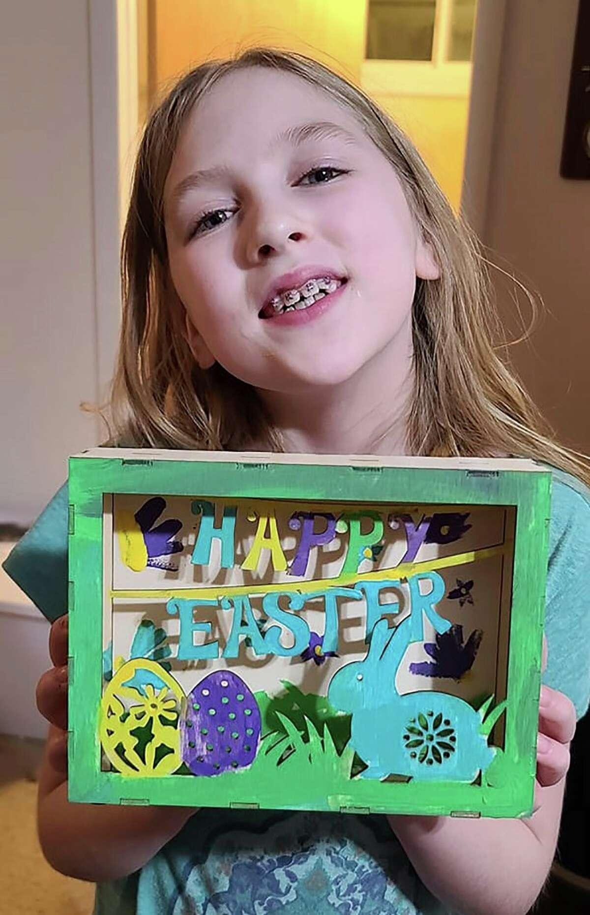 Emmali Talbot, 9(Courtesy photo/Lake County 4-H)