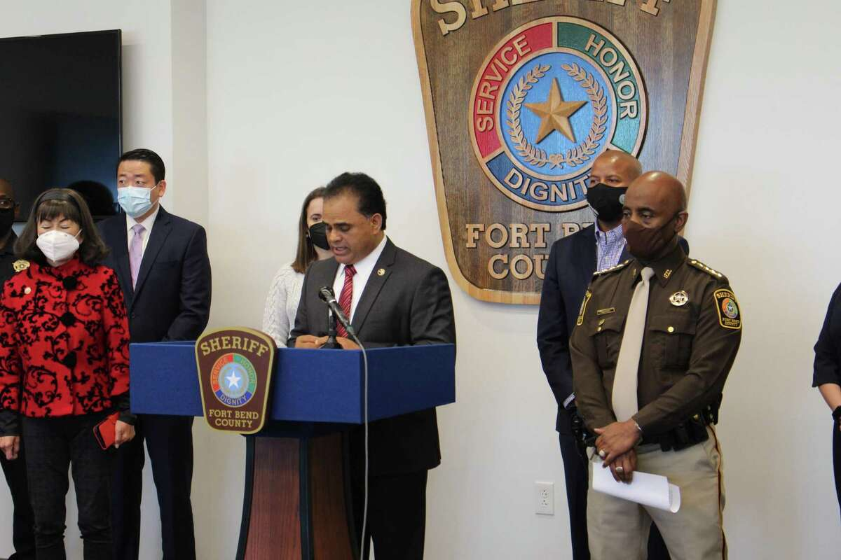 The rise of the COVID-19 pandemic coincided with the scapegoating of Asian communities, leading to a steady rise in hate crimes targeting Asian-Americans. Area leaders held a press conference Friday to speak out against racism and express solidarity with Fort Bend County's Asian-American community.