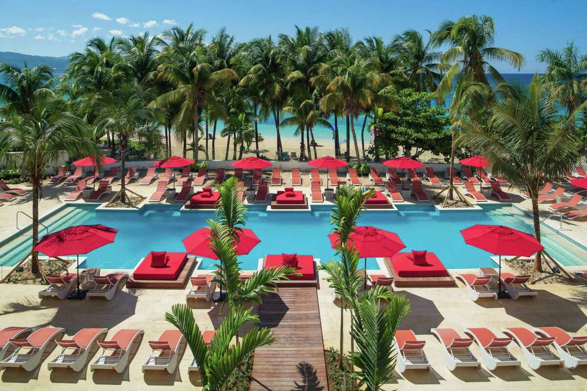The new 120-room S Hotel in Montego Bay, one of the most-popular tourist destinations in Jamaica.