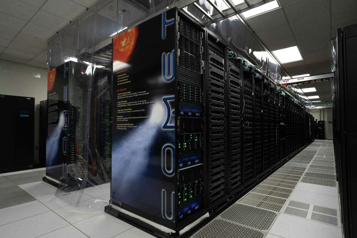 The Comet petascale supercomputer at the San Diego Supercomputer Center at the University of California San Diego (UCSD) in San Diego used to develop artificial intelligence.