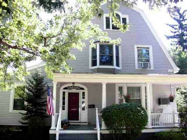 House of the Week:  7 North Lyons Avenue, Menands.