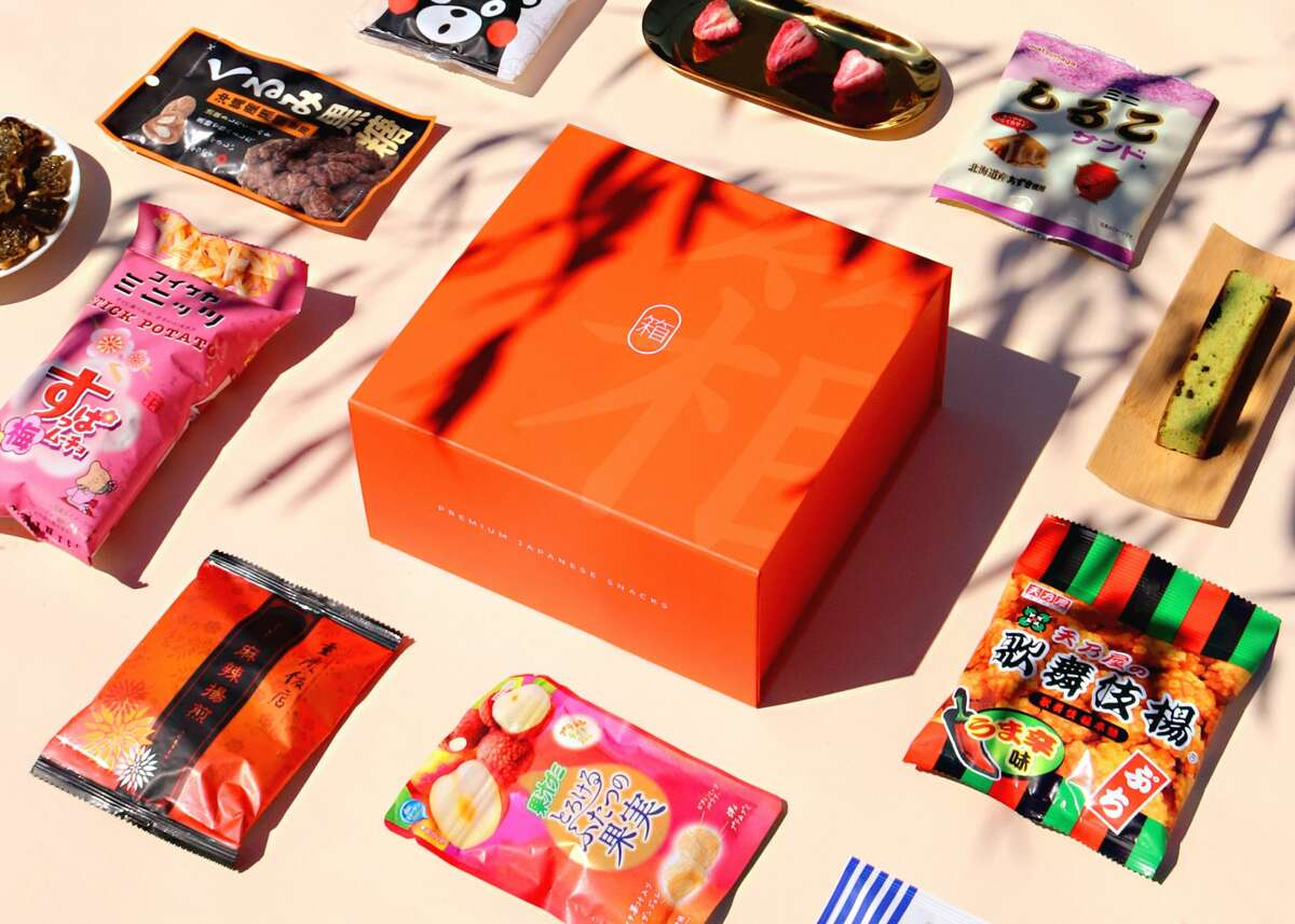 Bokksu brings a curated selection of Japanese snacks, candies and teas to your door on a monthly basis.