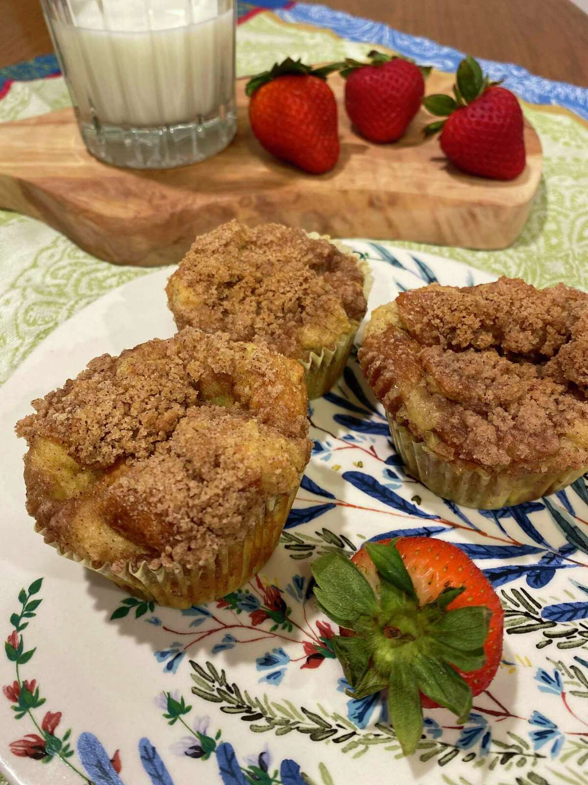 French toast muffins make it easy to enjoy the breakfast classic on the go.
