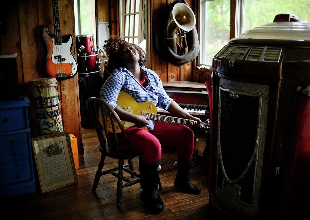 Nekita Waller is Connecticut's 17th state troubadour.