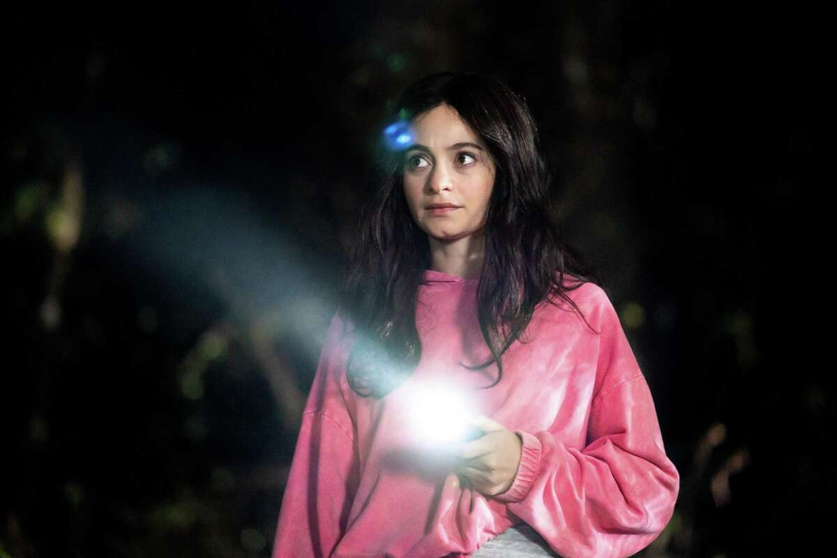 Jordyn DiNatale, of New Haven, co-stars in the Crypt TV series The Birch, the second season of which was released March 26, 2021.