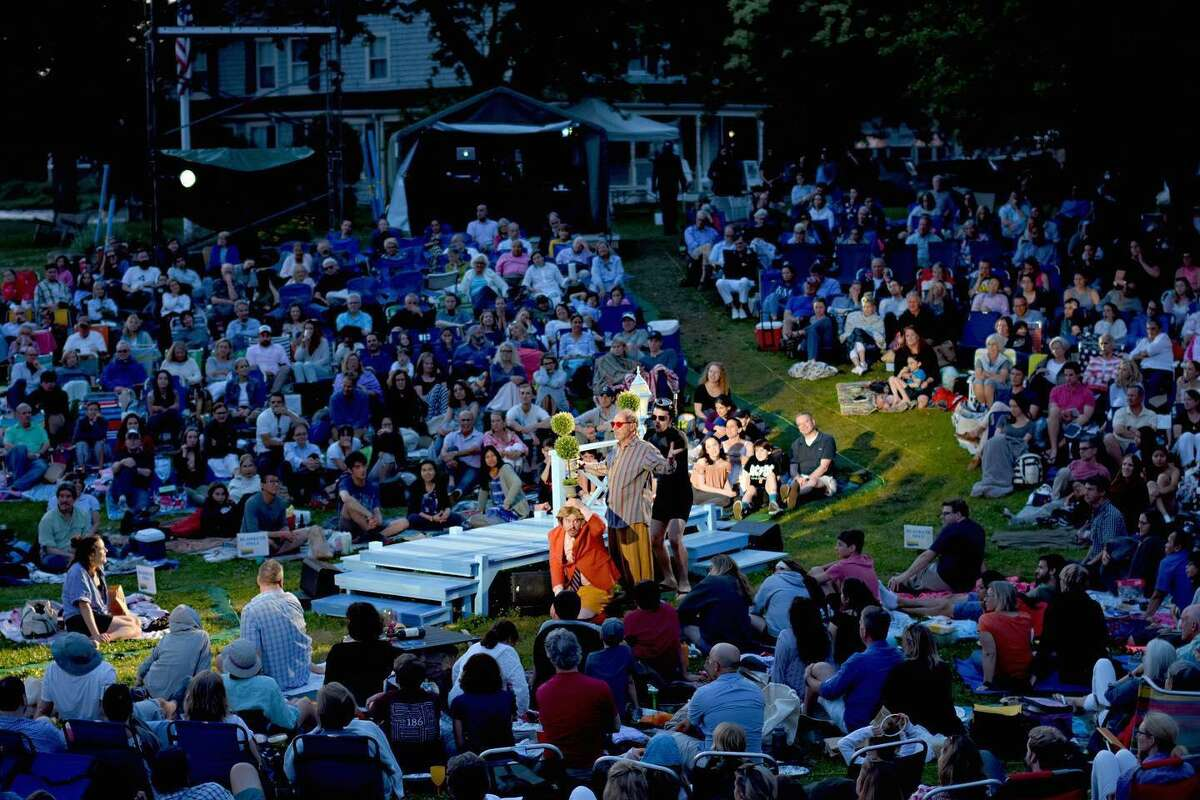 Shakespeare on the Sound will celebrate their 25th anniversary a year later after the pandemic forced them to cancel their production of The Tempest last year.