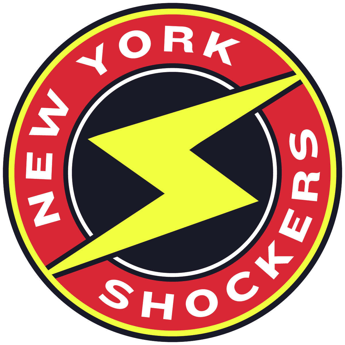 New York Shockers logo.