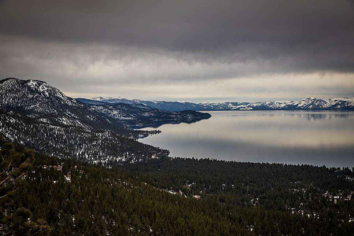 Incline Village, Nev. in the foreground, on the shores of Lake Tahoe, has new rules governing short-term property rentals.
