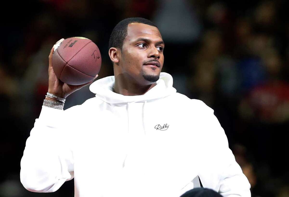 In the court of public opinion, Deshaun Watson is facing a long battle.