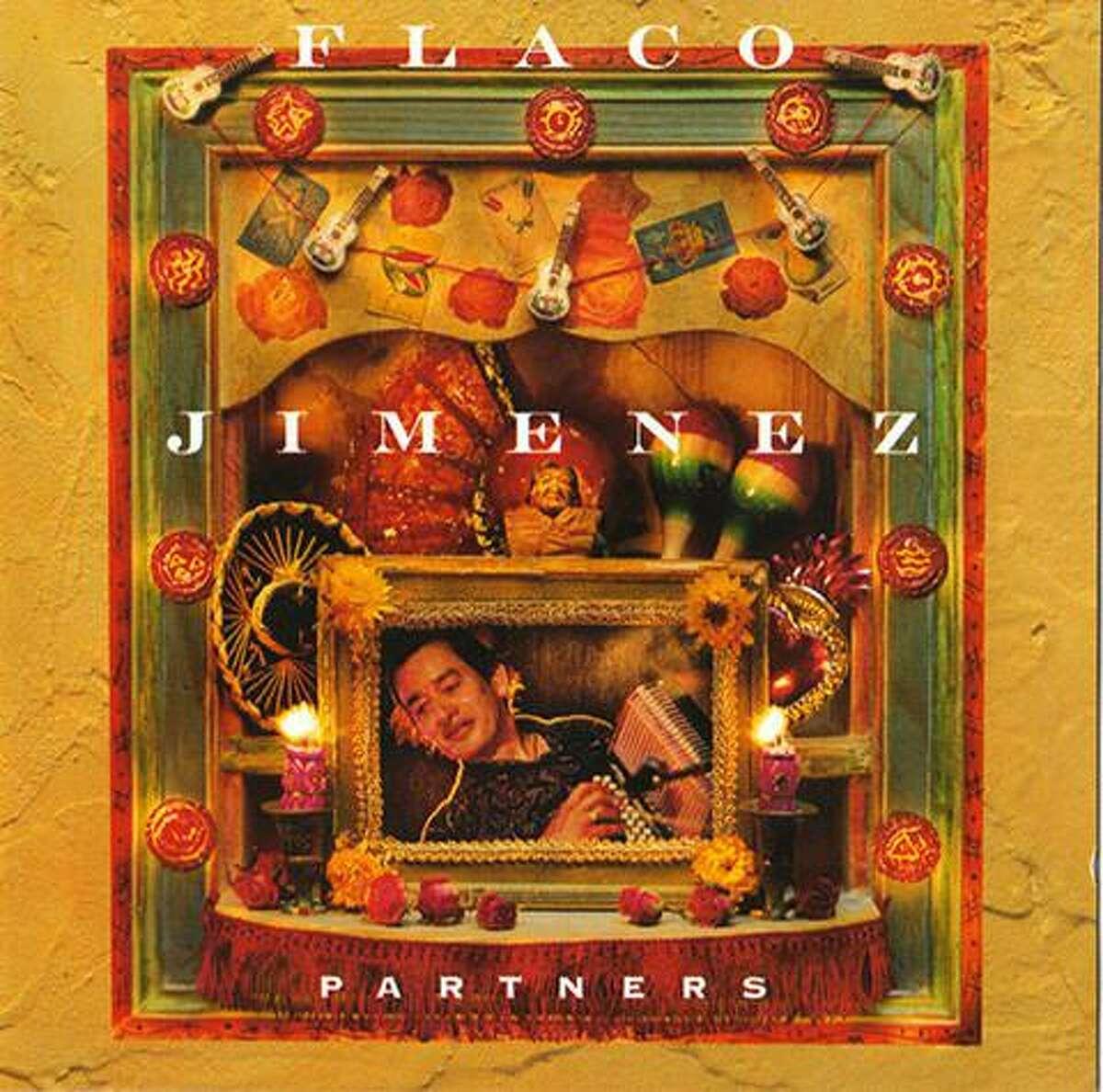 """""""Partners"""" by Flaco Jimenez."""