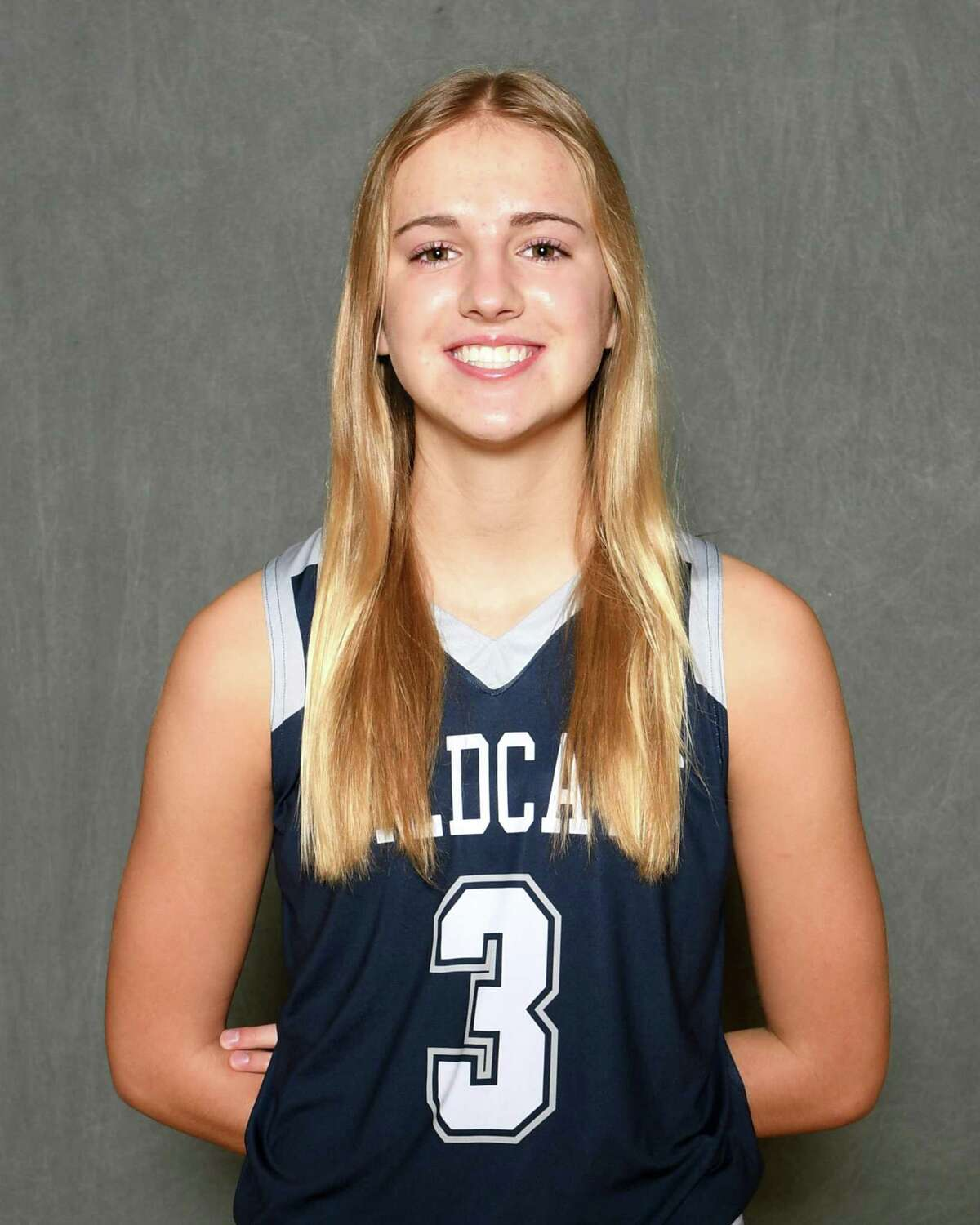 Tomball Memorial sophomore Katelyn Kabrich was named 2020-2021 District 15-6A Offensive Player of the Year.