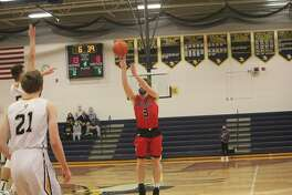 It was Cadillac over Reed City 55-35 in boys basketball district action on Tuesday.