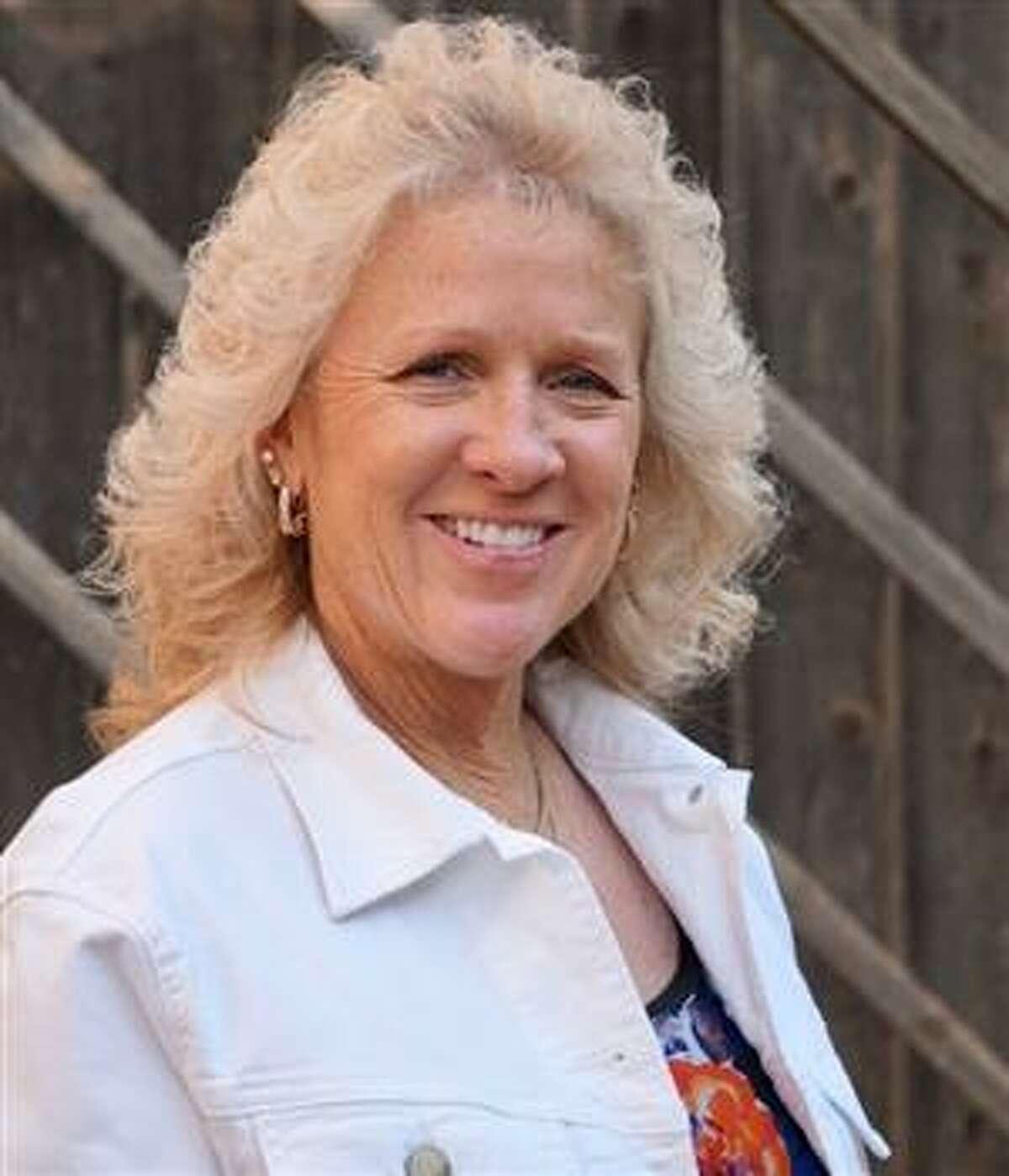 Tracey Borchardt, EctorCounty ISD Executive Director of Athletics
