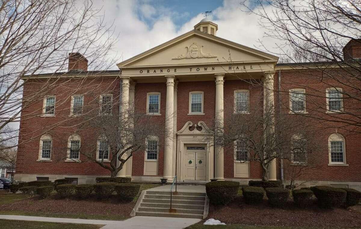 Orange, Conn. Town Hall