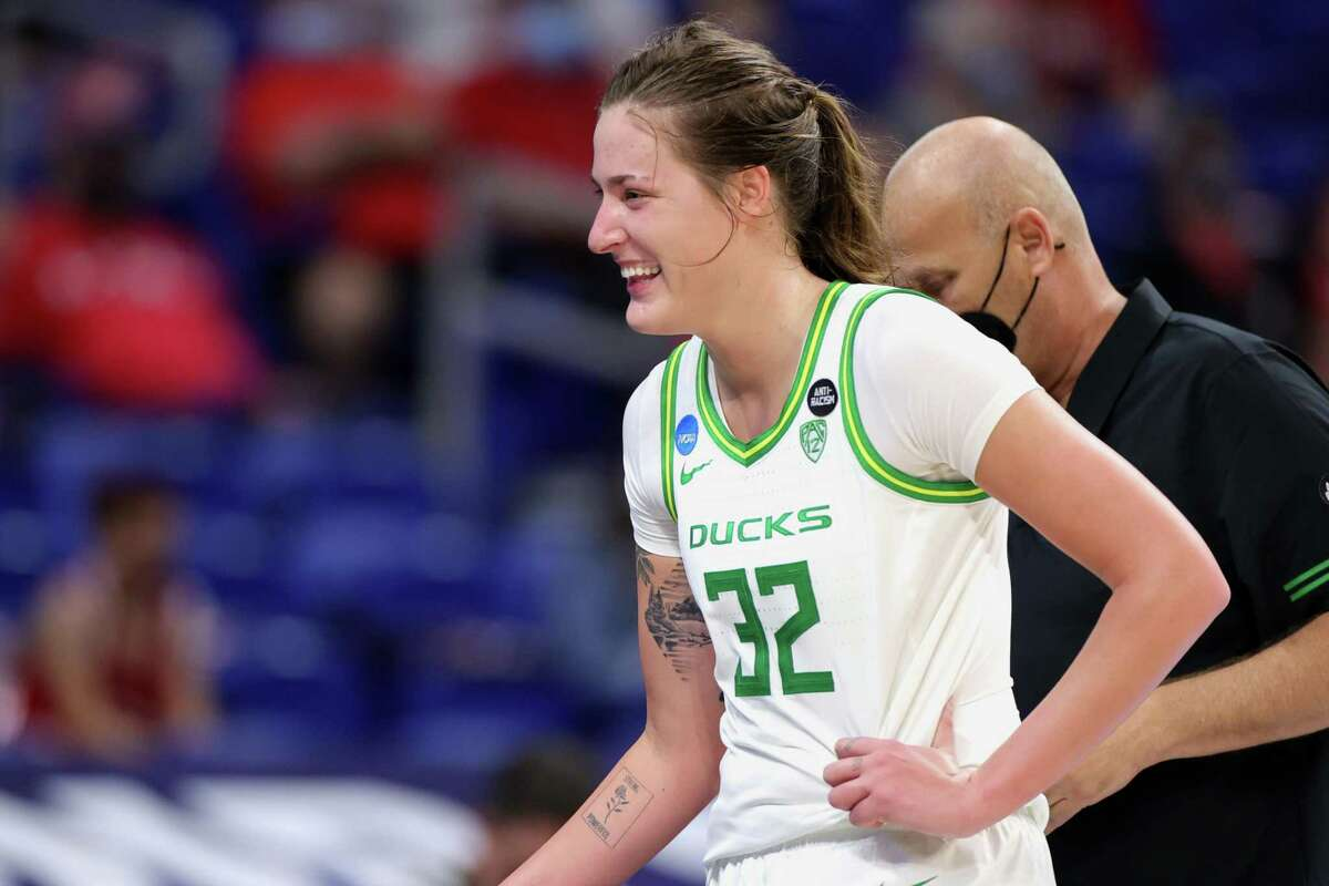 Oregon Ducks women's basketball player Sedona Prince raised awareness about gender inequity when she spotlighted the paltry women's weight room at the NCAA Women's basketball tournament in San Antonio this year.