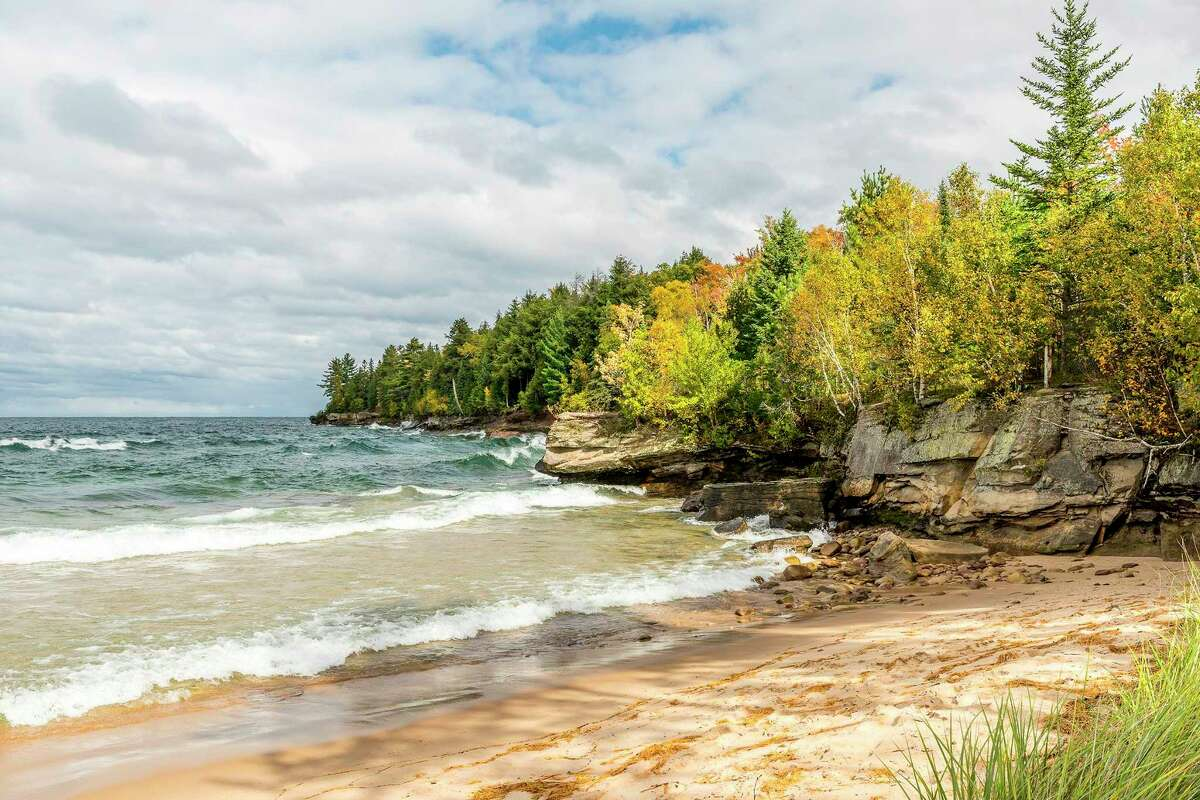 The Ludington Area Center for the Arts is hosting aspecial closing reception with artistson Friday for the Michigan Landscapes: Shutter, Brush and Mud exhibit by Karen Clark Antrim and Deborah Clark. (Courtesy photo)