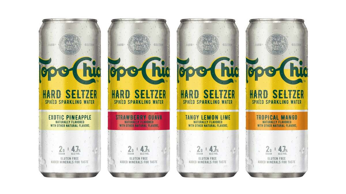 White Claws might have to fight for the hearts of Texans now that Topo Chico is throwing its hat into the hard seltzer ring and will release a boozy line next week. White Claws might have to fight for the hearts of Texans now that Topo Chico is throwing its hat into the hard seltzer ring and will release a boozy line next week.