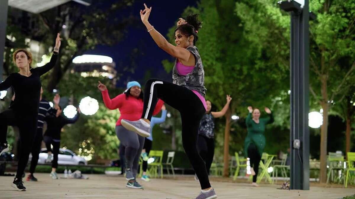 Bollywood & Bhangra Dancing Class at Levy Park.