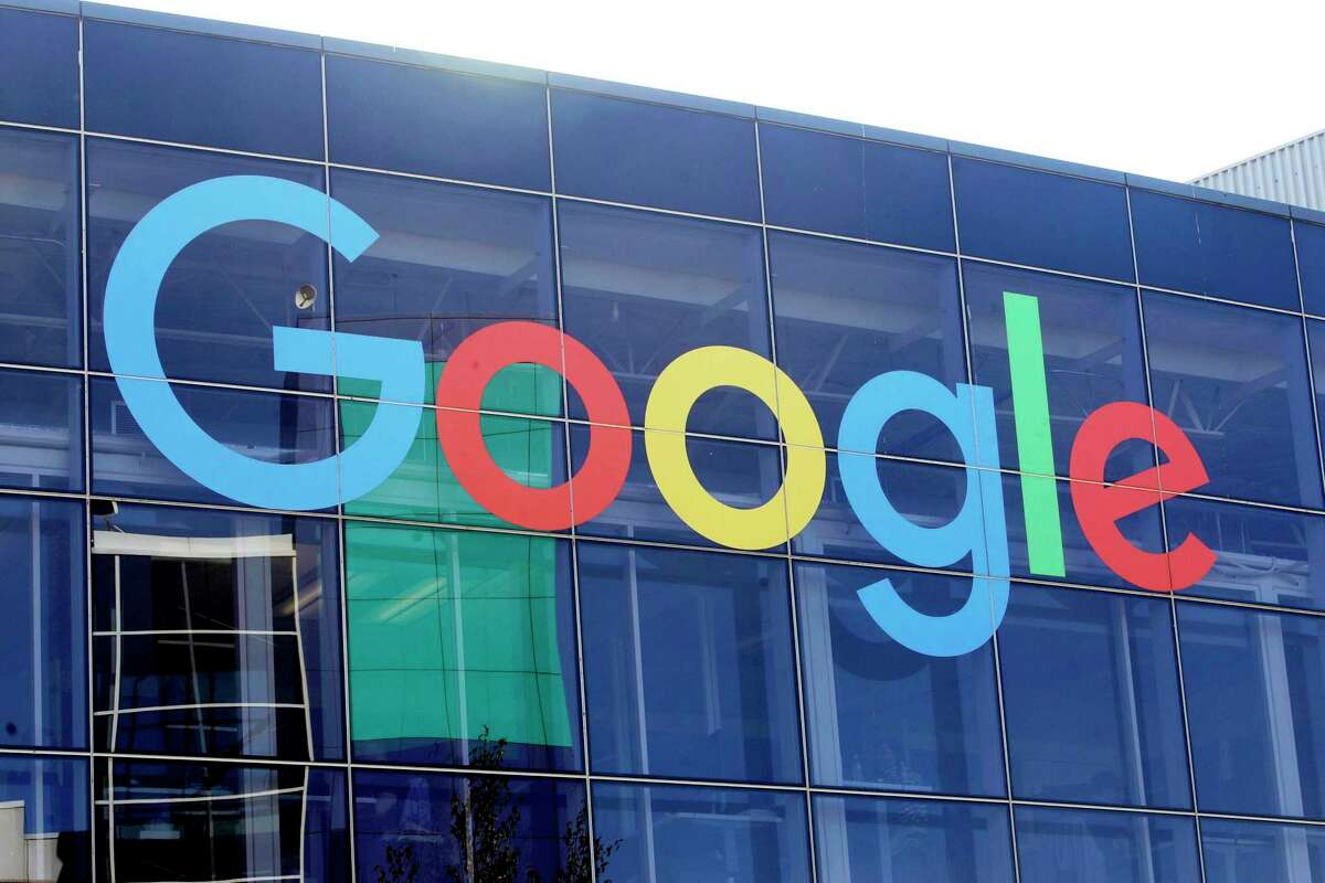 Google is reopening its California offices in July, including its Mountain View headquarters, seen in 2019.