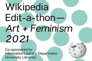 Wikipedia Edit-a-thon 2021