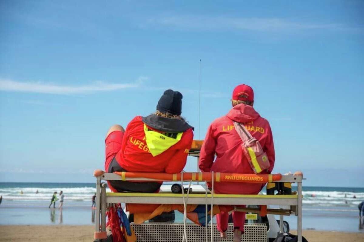 The Great Lakes Surf Rescue Project advocates for public beaches to employ lifeguards to prevent drownings. (Courtesy photo/Richard Bell/Unsplash)