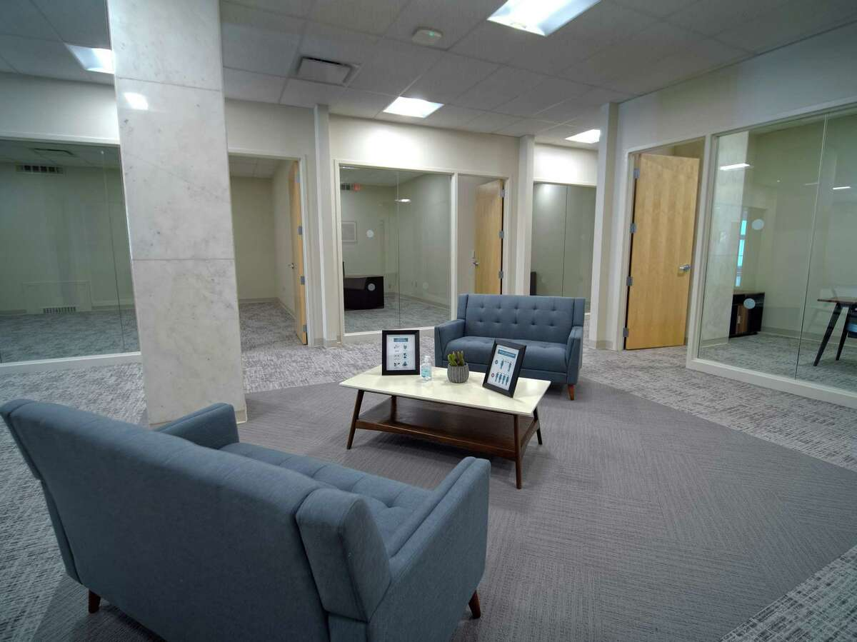 The Business Hub by Migrate opened in March, 2021 at 111 Washington Ave., Albany.