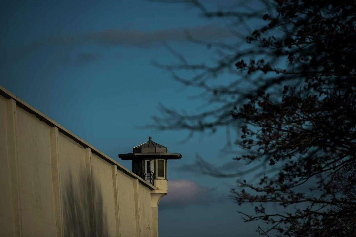 Clinton Correctional Facility in Dannemora, N.Y., Dec. 10, 2015. (Jacob Hannah/The New York Times)