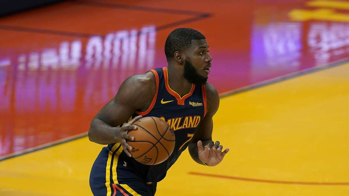 Warriors forward Eric Paschall registered a DNP in Tuesday's loss to the 76ers.