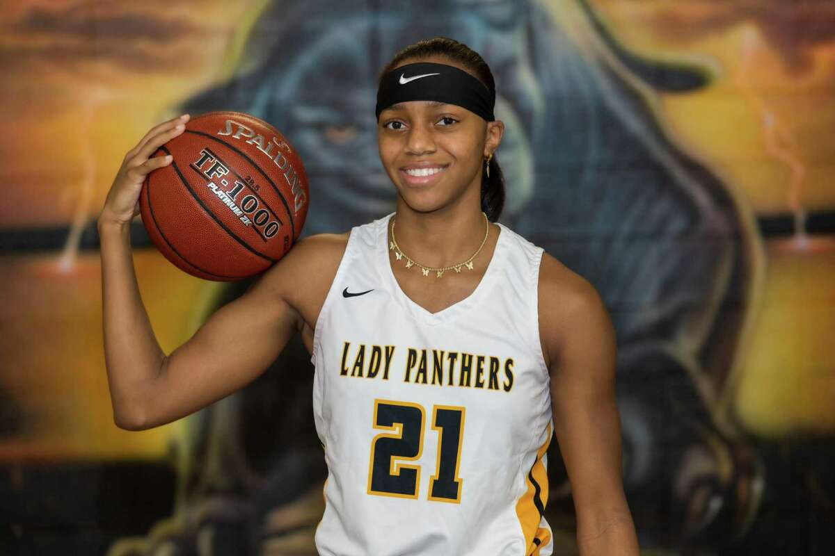 District 15-6A coaches announced the students earning All-District honors for the 2020-2021 season. Klein Oak senior forward Ashlyn Jones was named District Most Valuable Player.