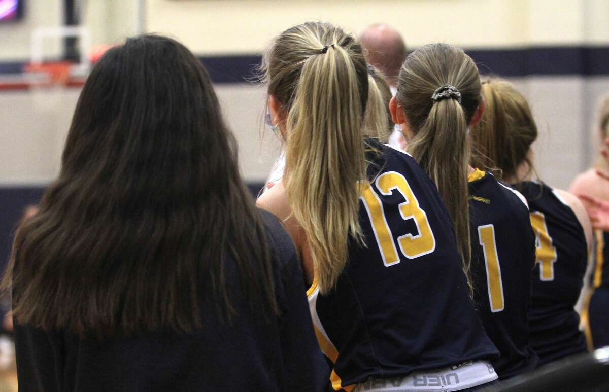The Bad Axe girls basketball team took one step closer to defending their 2020 district championship by holding off Sanduskyin a district semifinal matchup at Unionville-Sebewaing High School. The Hatchets won, 35-30, and advance to Friday's district championship game against Harbor Beach.