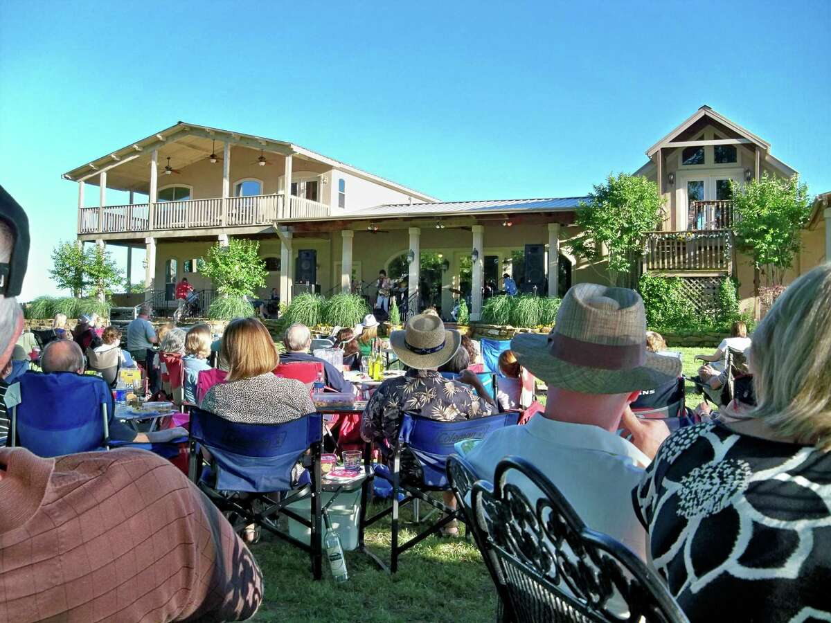 Spring is here with a lot of outdoor concerts for wine lovers at local wineries.