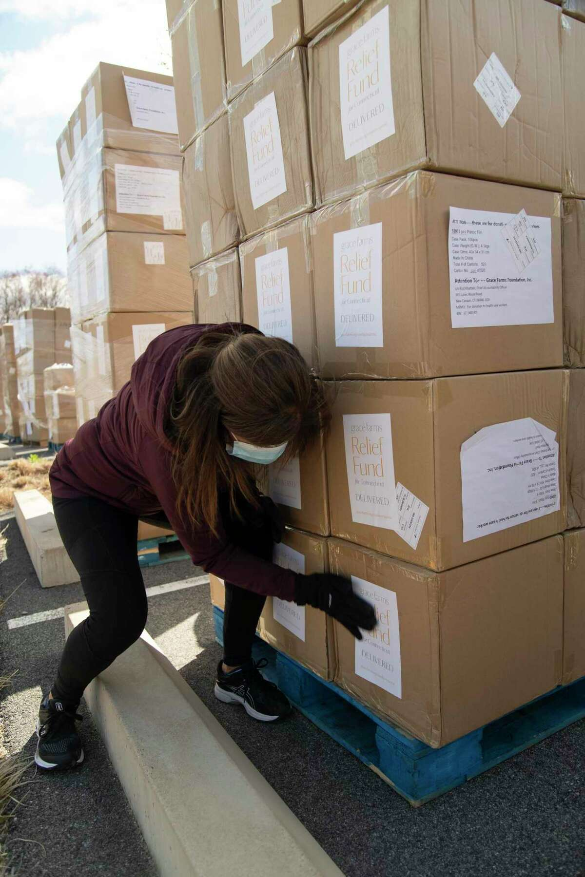 Grace Farms Foundation is sending over 44,000 pieces of PPE to clinics serving Native communities in four different states.