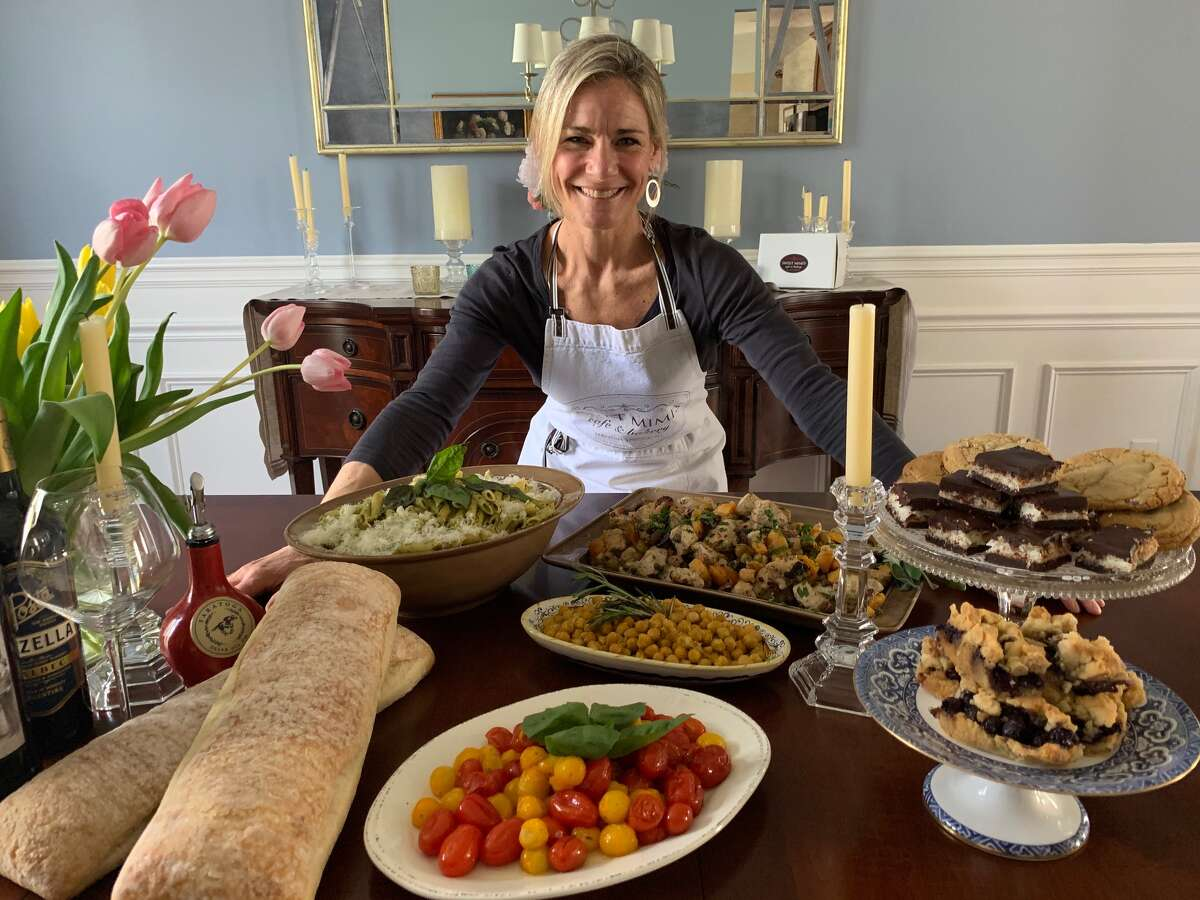 Jeannette Liebers of Sweet Mimi's in Saratoga.