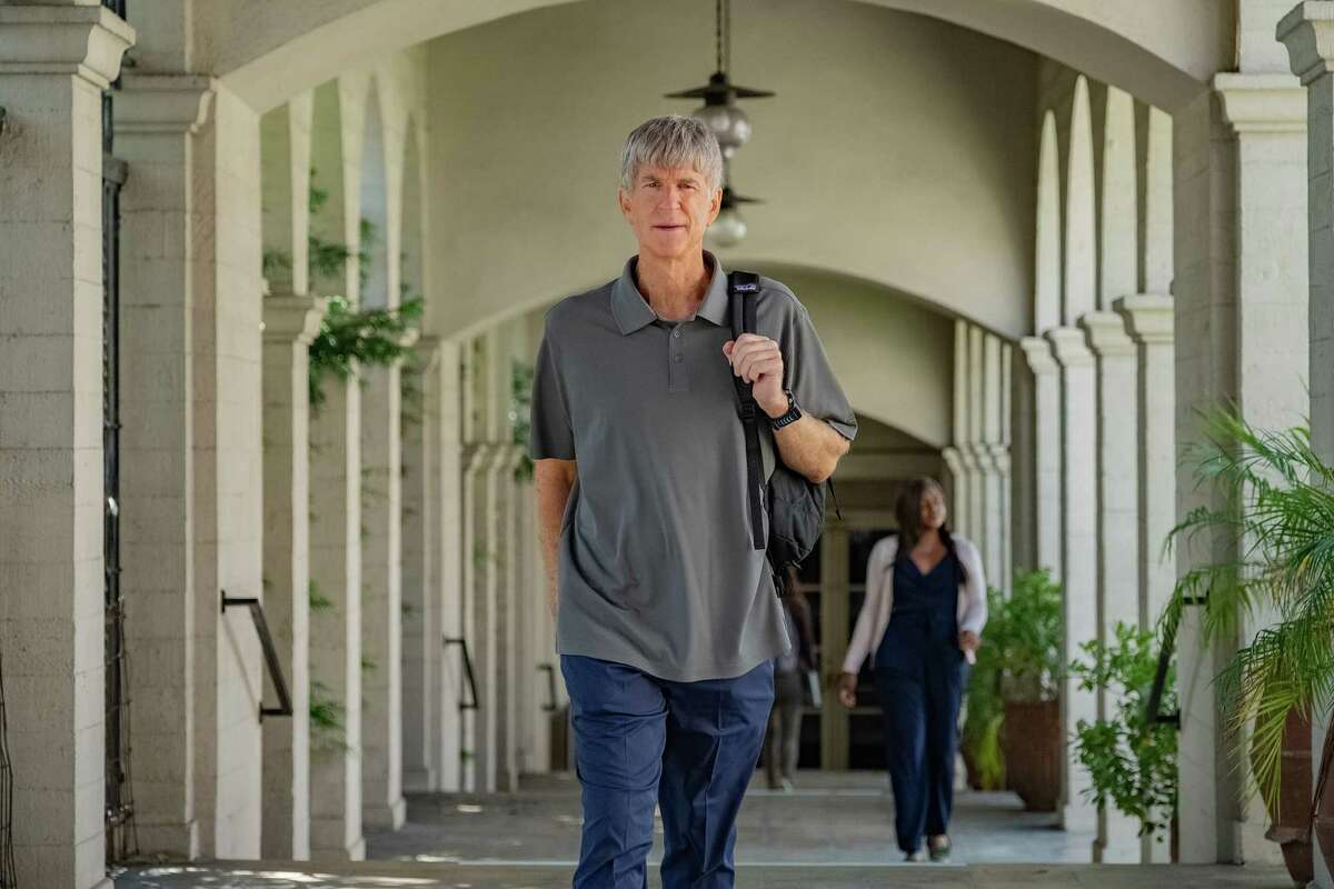 """Matthew Modine stars in """"Operation Varsity Blues: The College Admissions Scandal"""" as William """"Rick"""" Singer, a main focus of the documentary."""