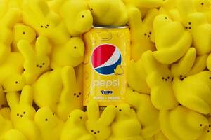 PEPSI x PEEPS soda is available to sweepstakes winners for a limited time.