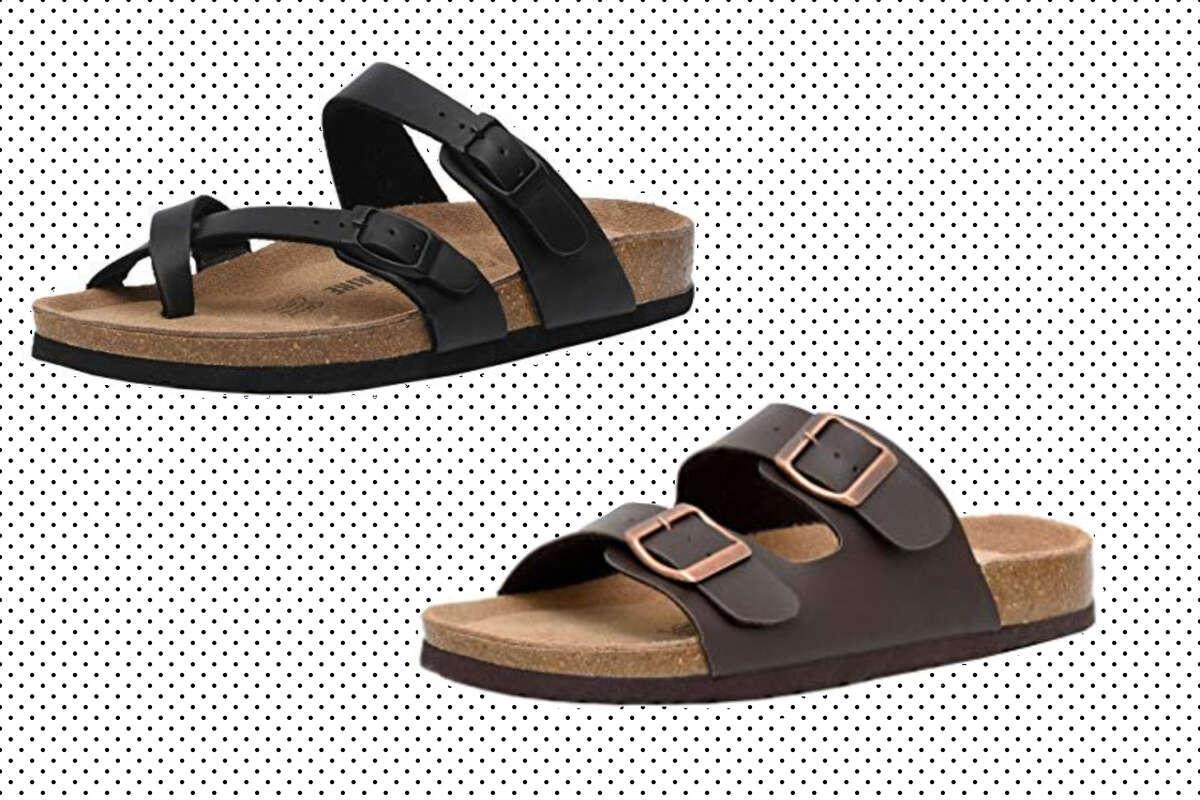 Women's Luna Cork Footbed Sandal and Women's Lane Cork Footbed Sandal with +Comfort, Starting at $24.99