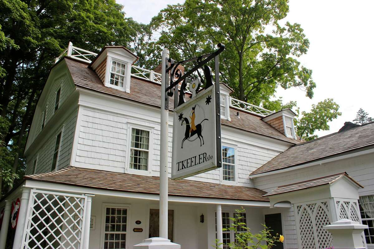 A grant from The Society of the Cincinnati will help maintain the circa 1713 historic tavern at the heart of Keeler Tavern Museum & History Center's four-acre campus.