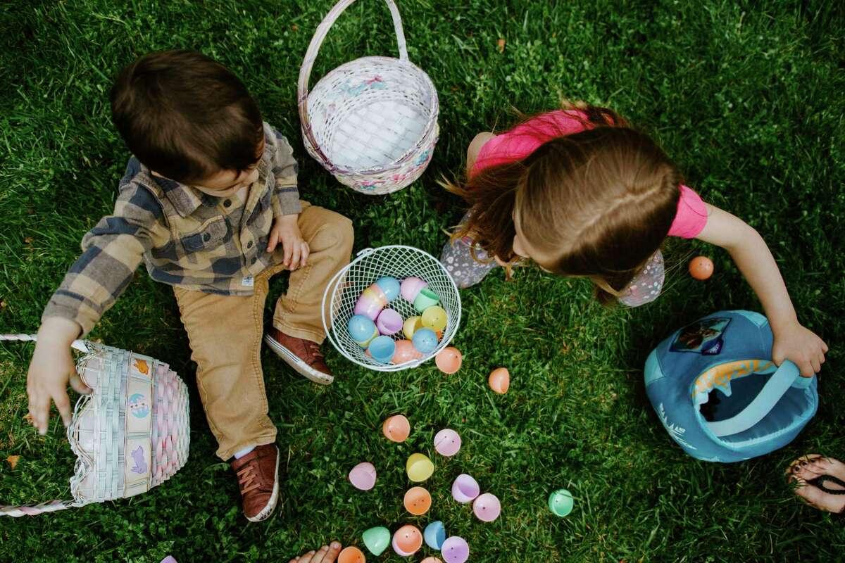 Blaine Christian Church is hosting an Easter Egg Hunt for childrenup to age 11. (Courtesy Photo/Gabe Pierce via Unsplash)