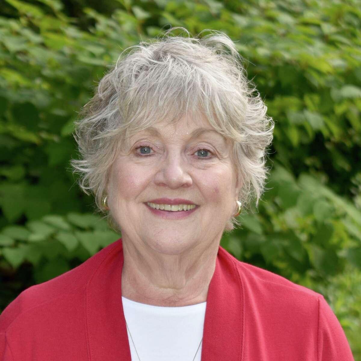 Winsted Town Clerk Sheila Sedlak.